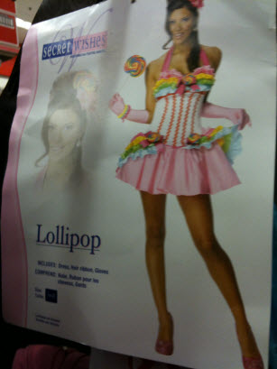 Ms Lollipop Halloween Costume