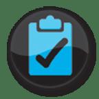 Microsoft Clip Art: Clipboard image