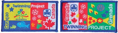 Twinning Challenge crest