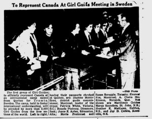 Sherbrooke-Telegram-Mar-25-1954-GGC off to Sweden