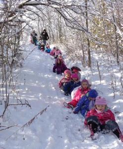 Sparks Winter Camp