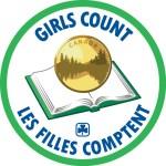 girls count crest