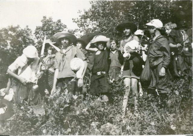 Pike Lake Camp 1925