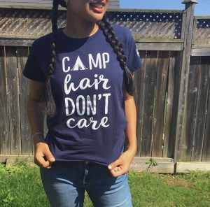 Camp T-shirt