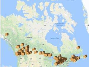 cookie finder map