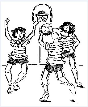 Clipart Girl Guides