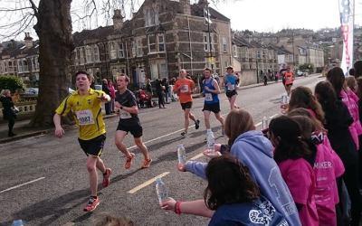 Bath Half Marathon Volunteers Needed