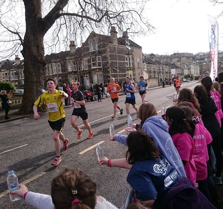 Bath Half Marathon Volunteers Needed