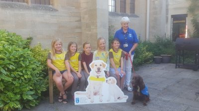 33rd Brownies Guide Dogs 1