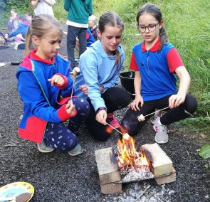 57th Guides Cooking 3