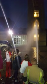 30th Rainbows at Avon Fire and Rescue