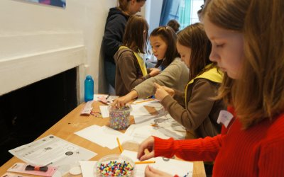Girlguiding at Bath Digital Festival