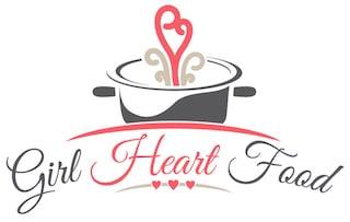 Girl Heart Food