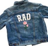 Odessa Rae denim jacket