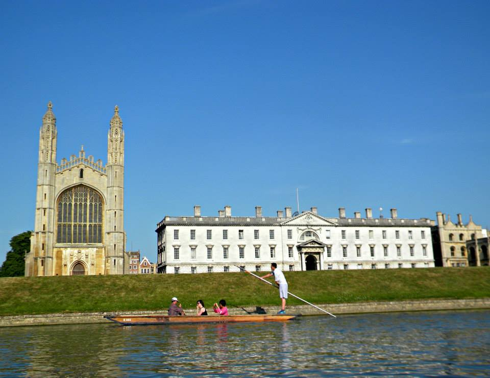 An Afternoon in Cambridge, UK #travel #cambridge #uk #thingstodo #cambridgeuniversity #puntingincambridge #weekendgetaway #daytripfromlondon