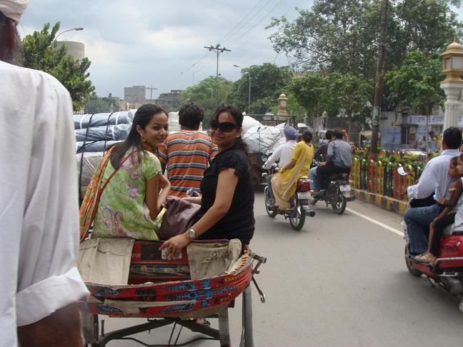 amritsar-rickshaw-ride