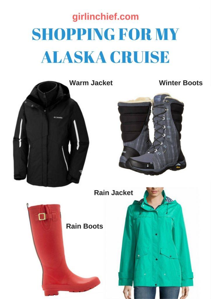 Shopping for My Alaska Cruise #alaska #cruise #travelstyle #alaskacruisepacking #packingtips #cruisetips