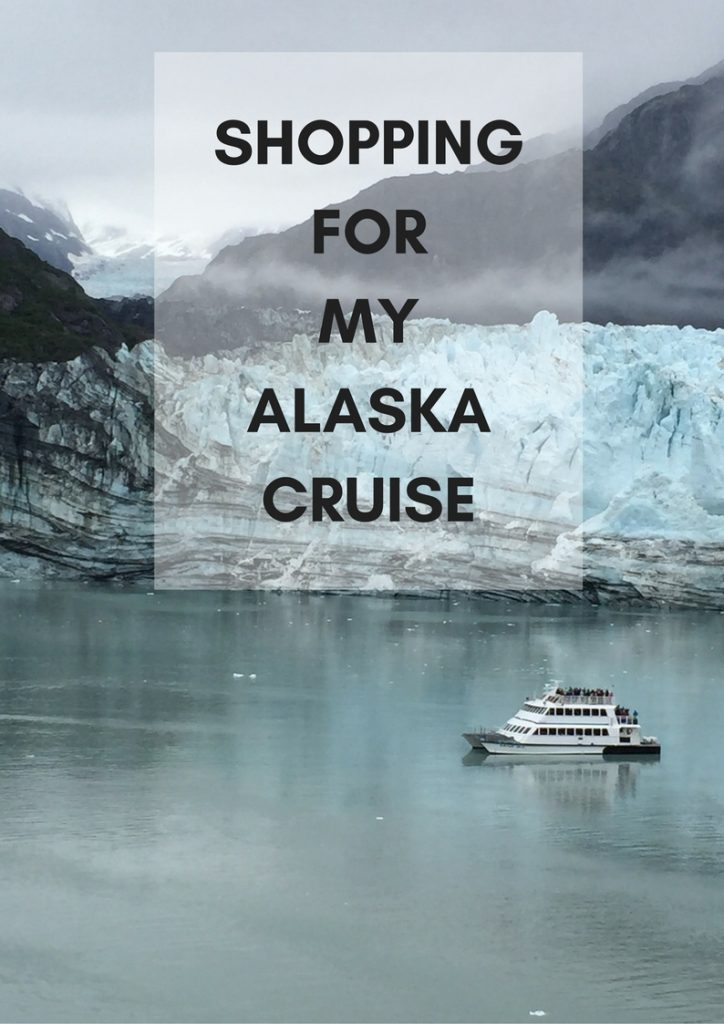 Shopping for My Alaska Cruise #alaska #cruise #travelstyle #packingtips #packing #alaskacruisepacking
