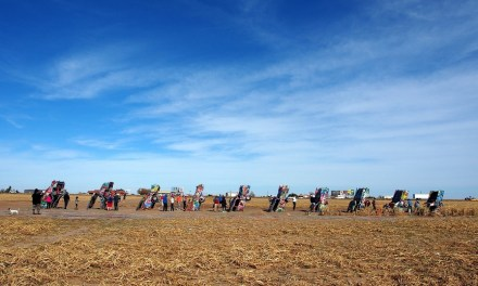 Cadillac Ranch, Amarillo TX: The Quirky Road Trip Stop