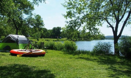 The Simple Getaway   Camping at Inks Lake State Park, TX