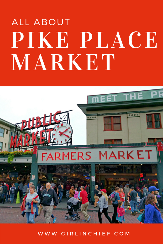 Pike Place Market: The Soul of Seattle
