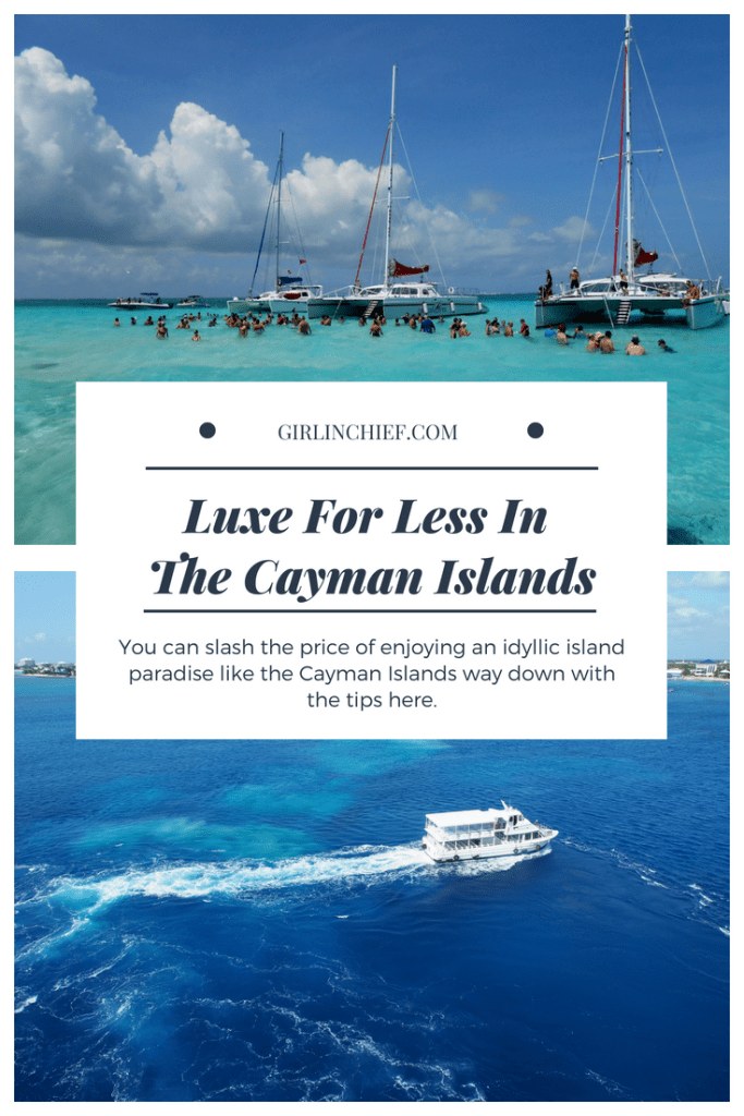 Cayman Islands: Luxe for Less