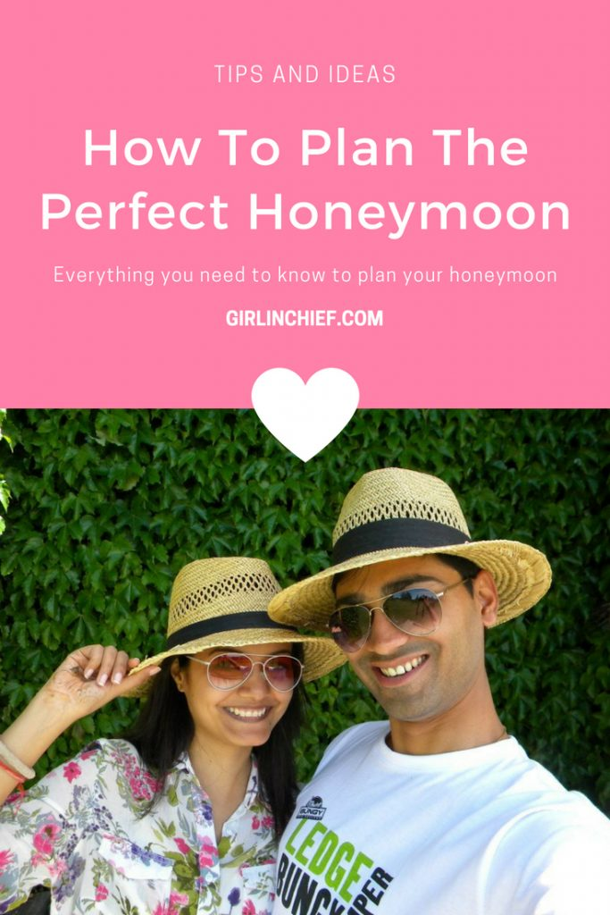 How To Plan The Perfect Honeymoon Getaway #travel #honeymoon #traveltips #honeymoonplanning #coupletravels #vacation