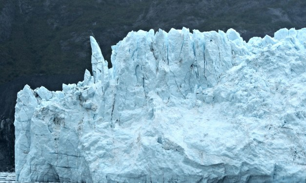 Alaska Cruise: Cruising Through Glacier Bay