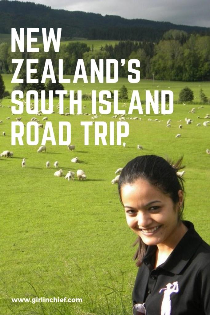 New Zealand: South Island Road Trip #newzealand #southisland #roadtrip #traveldestinations