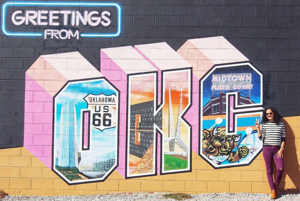 Oklahoma City Weekend Travel Guide #oklahomacity #visitokc #seeokc #travelguide #oklahoma