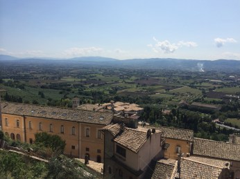 Views from Assisi