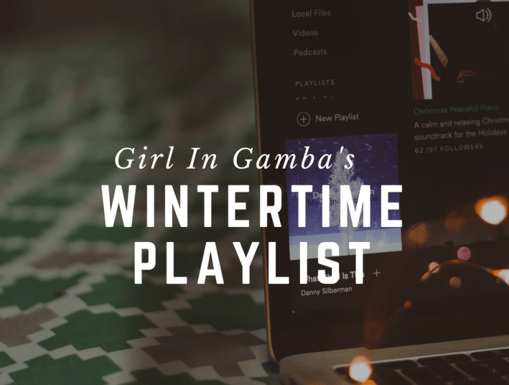 The Best Wintertime Playlist Ever