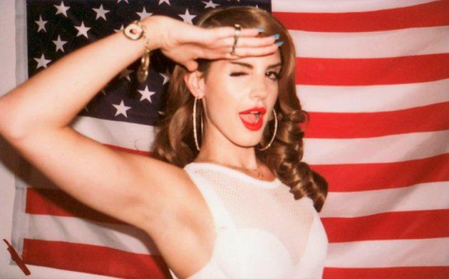 Lana Del Rey 4th of July