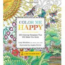 Happy Adult Coloring Book