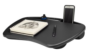 Black Lap Desk