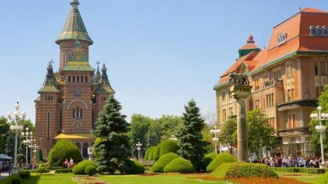 Timisoara, Romania.