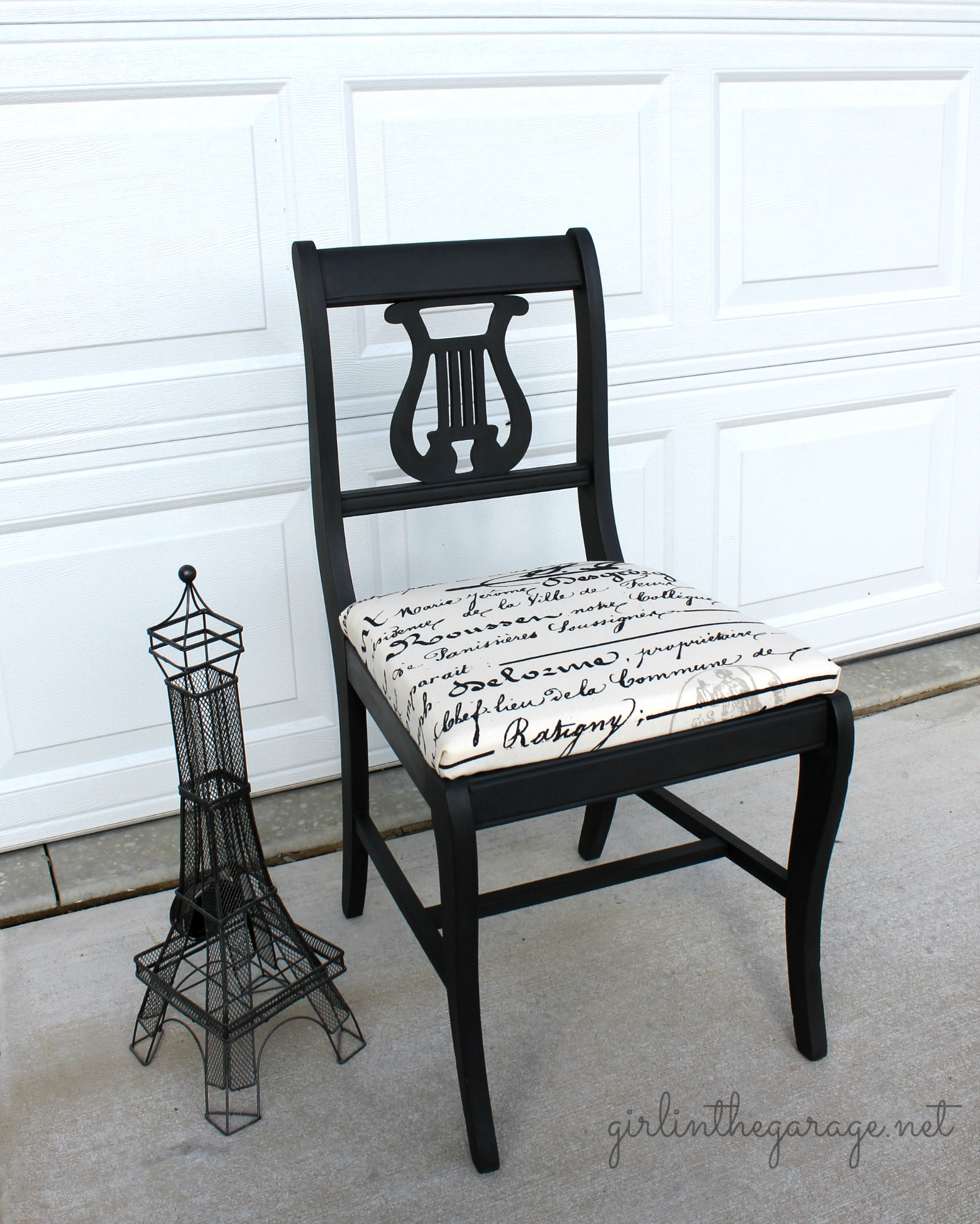 diy dining chairs makeover wheelchair repair 23 french themed projects girl in the garage