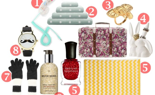 Christmas With Shopcade Gift Guide For Her Girl In The