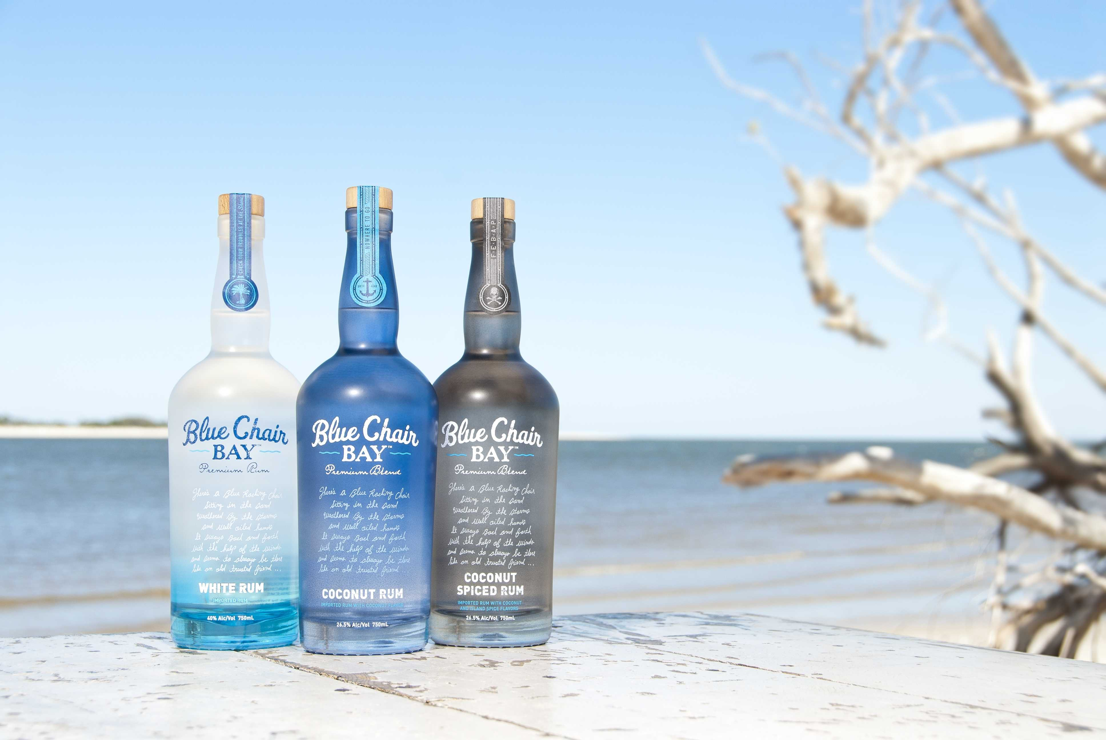buy blue chair bay rum online armchair bed spiked peach mint ice tea the girl in little red kitchen