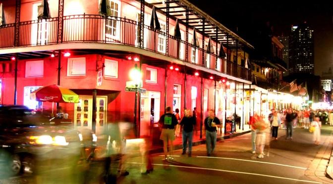 Long weekend in New Orleans