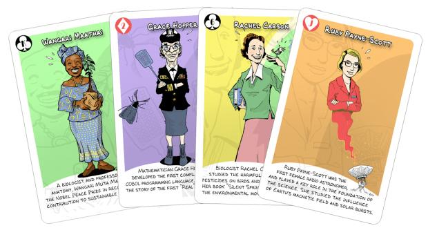 Luana Games Cards