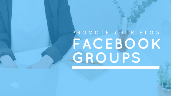 Promotion Facebook Groups