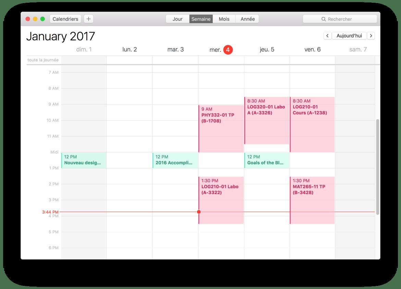 Trello Calendar iCal