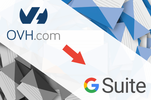 Transfer Email Address From OVH to G Suite