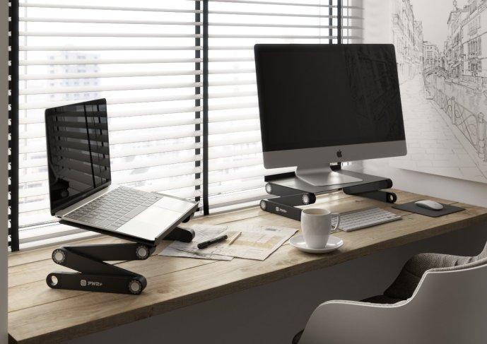office tour - Standing Desk Laptop