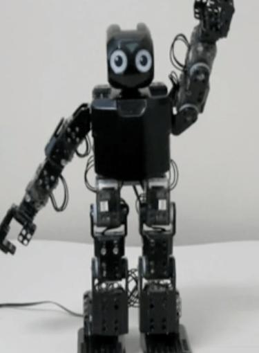 Black Robot at NeurIPS 2018