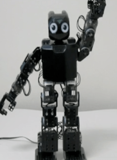 Black Robot at NeurIPS 2018