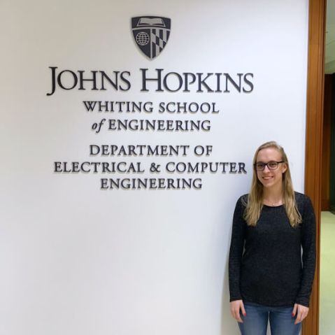 Johns Hopkins Whiting School Of Engineering Department of Electrical & Computer Engineering - Stage de recherche à JHU