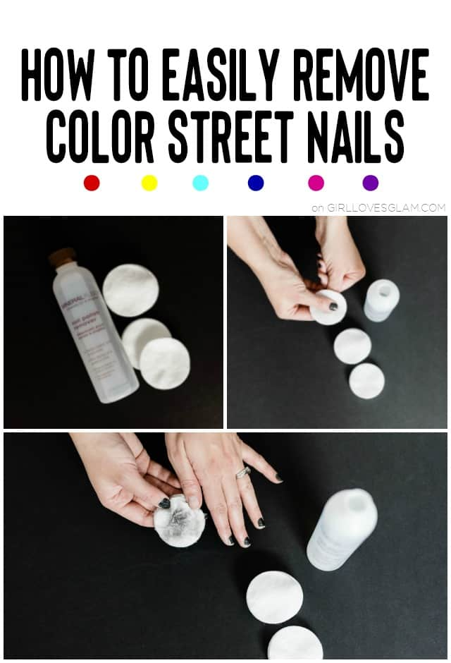 Color Street Ruined My Nails : color, street, ruined, nails, Remove, Color, Street, Nails:, Independent, Stylist, Loves