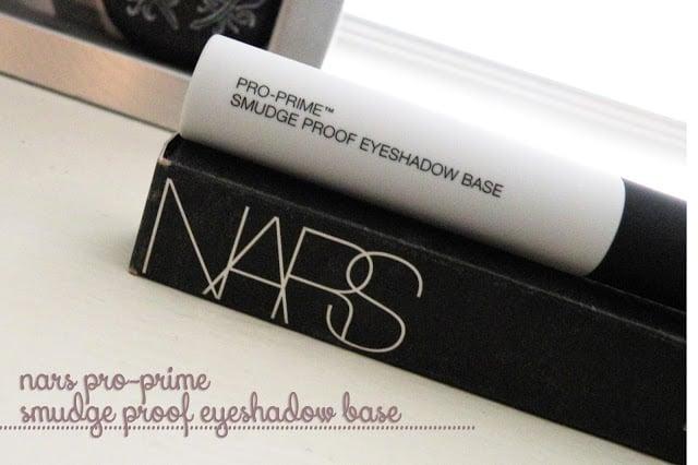 BASE BASICS | Nars Pro-Prime Smudge Proof  Eyeshadow Base